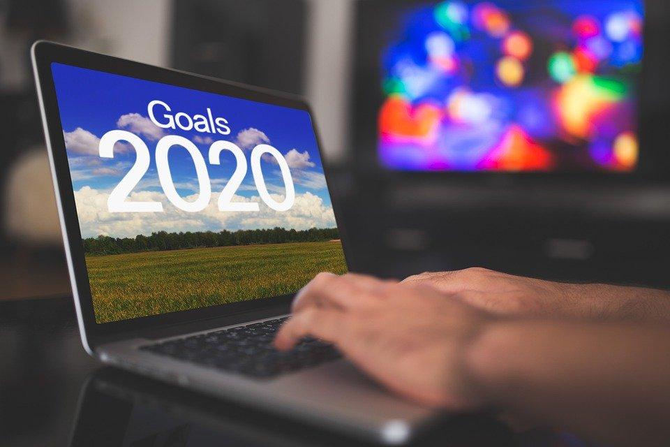 今年の抱負2020