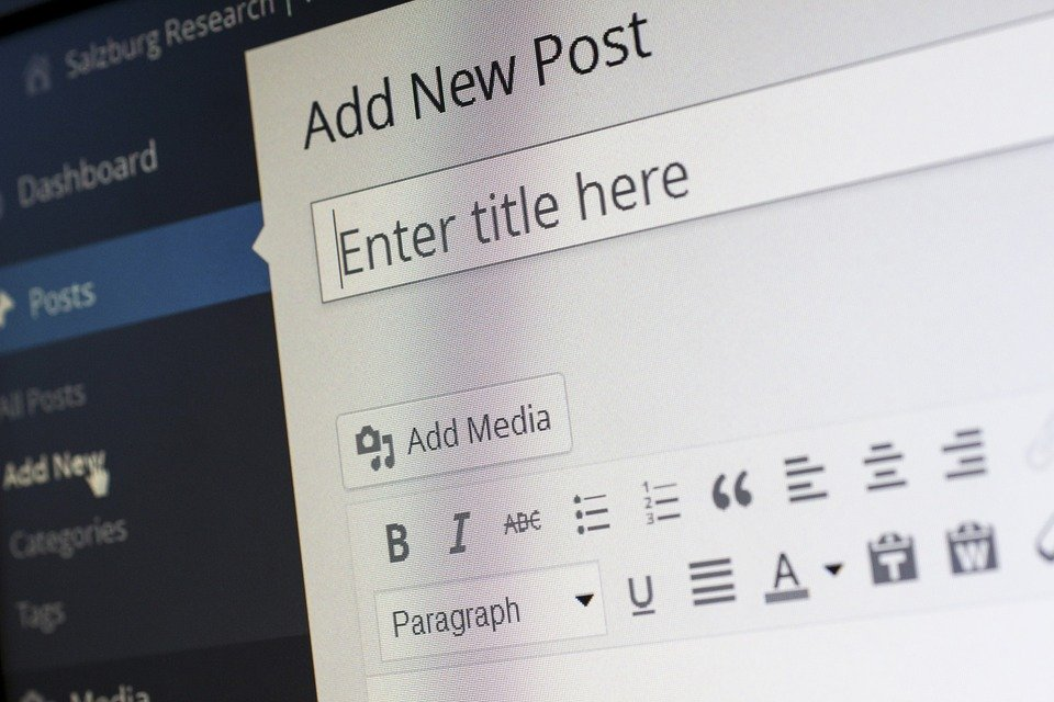 ブログ記事投稿時にやるべきこと