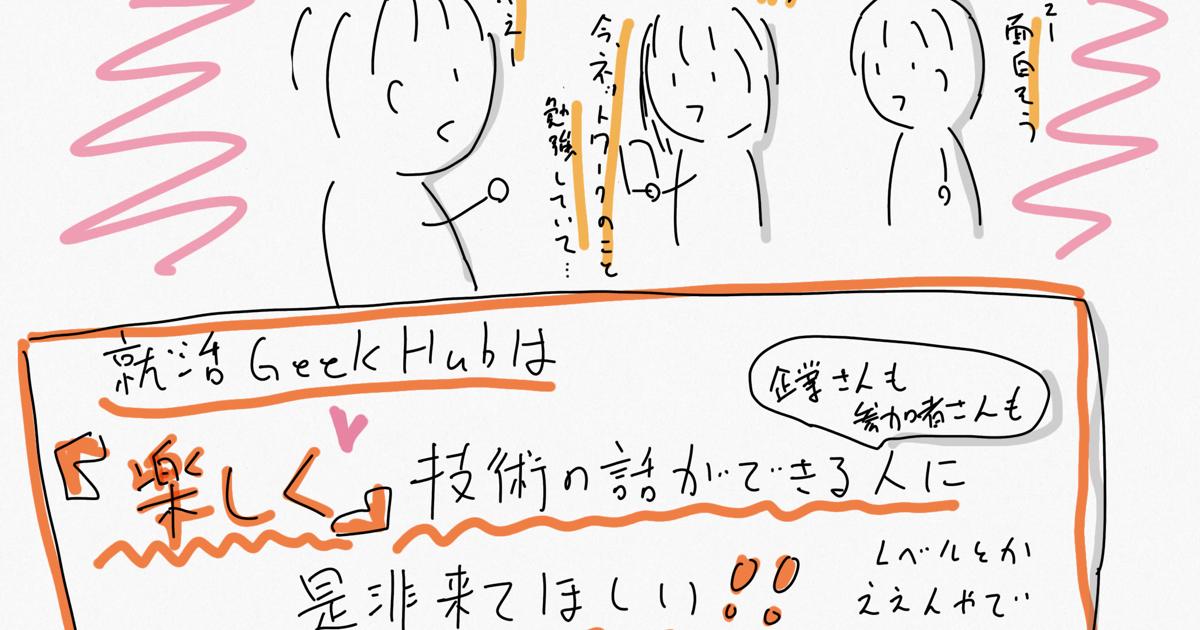 GeekHub記事用アイキャッチ