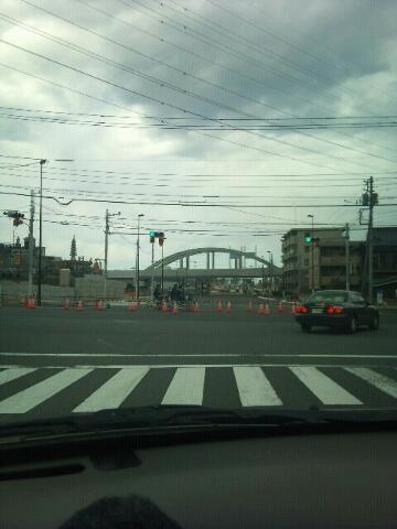 南多摩の前ももうすぐやねー。是政の新橋もかかったし。