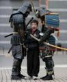 スペイン武士の子供たち