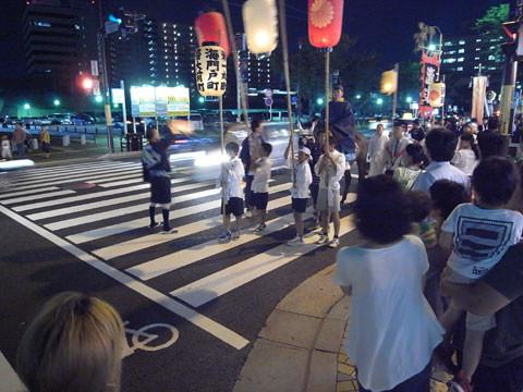 祭 2009.9.12 吉塚駅前