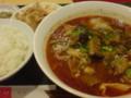 四川牛肉麺