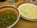 ライオン通り「中華そば明」つけ麺