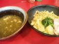 屋島「高松家」つけ麺