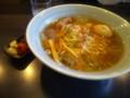 ラーメンポート「山頭火」爽風麺