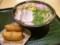 「うどん市場」めで鯛年明けうどん、柚いなり寿司、いなり寿司