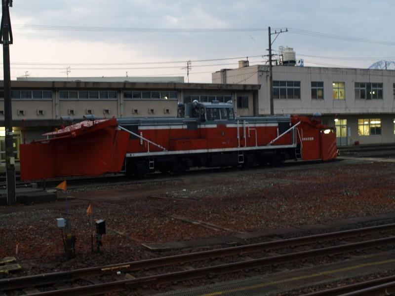 DD15 大糸線 糸魚川駅