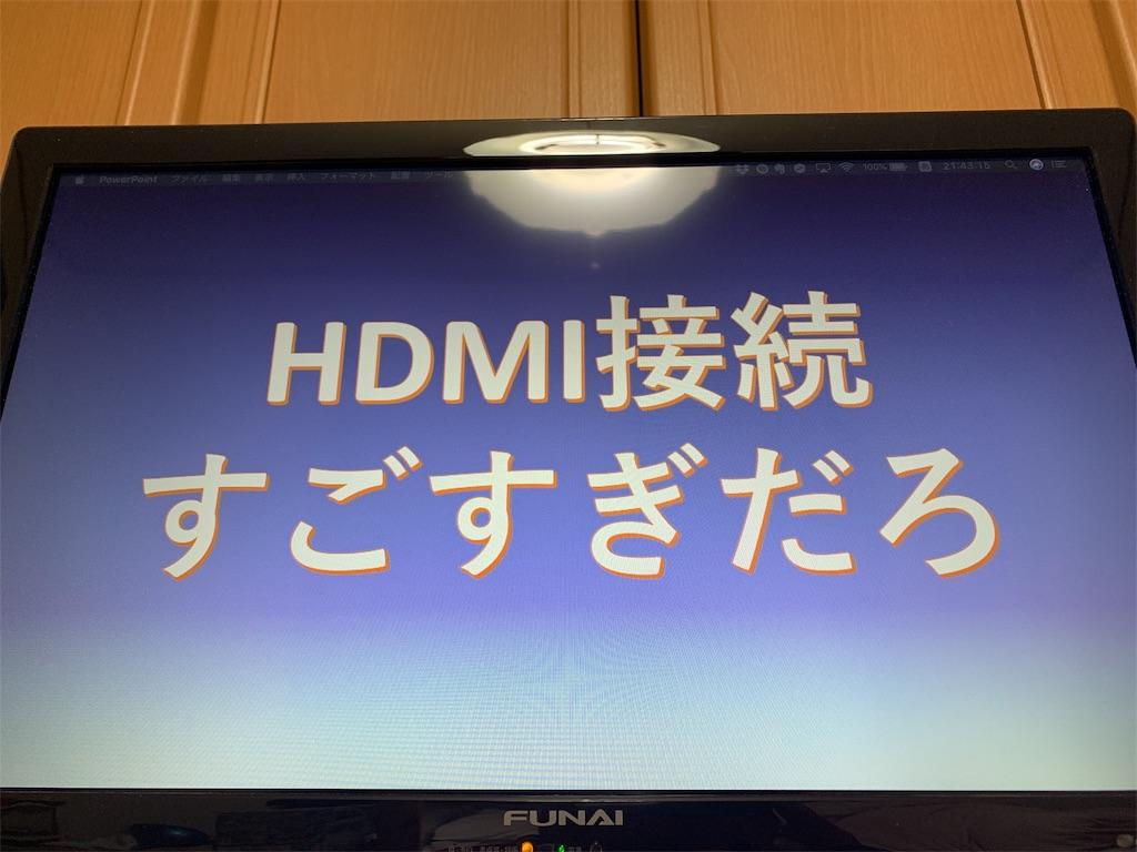ミラーリング テレビ 画面