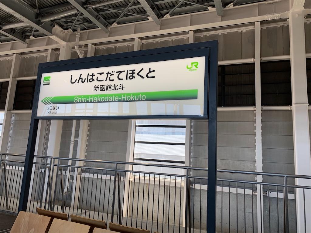 北斗 駅 函館 新