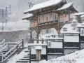 B017 東北の初雪