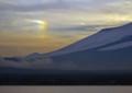 FK13 富士に立つ虹