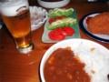 トマトとアボカド