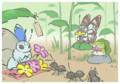 蝶々の蜜屋さん