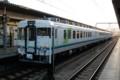 キハ65-1511、エーデル&リゾート車@姫路駅