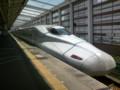 N700系7000番台(S1)試運転@姫路駅