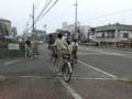 4月隊集会 サイクリング