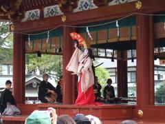 鎌倉まつり静の舞