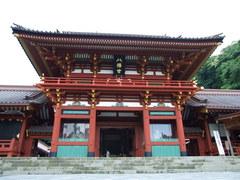 鶴岡八幡宮楼門
