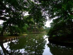 有備館庭園