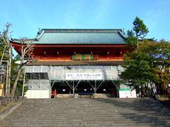 輪王寺本堂(三仏堂)