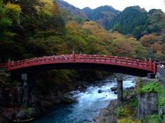 二荒山神社神橋