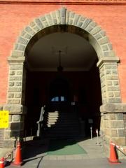北海道庁旧本庁舎玄関