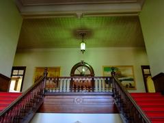 北海道庁旧本庁舎階段ホール