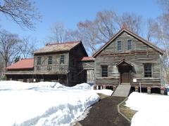 北海道大学第二農場穀物庫