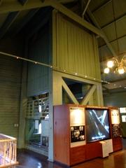 札幌時計台時計機械室