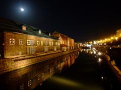 小樽運河(ライトアップ)