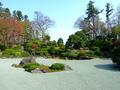 [庭園]盛美園枯山水