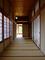 藤田記念庭園和館畳廊下