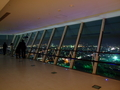[夜景]五稜郭タワー展望2階