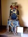 伝武田信広着用の鎧