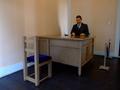 旧檜山爾志郡役所の取調室
