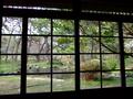 [古民家]旧関川家別荘茶室の風景