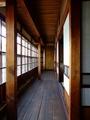 [古民家]旧中村家住宅主屋2階廊下