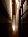 [古民家]文庫倉と下ノ倉の間@旧中村家住宅