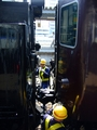 [鉄道]SL函館大沼号の機関車連結
