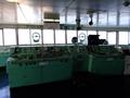 八甲田丸操舵室
