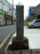 桶川宿下の木戸跡