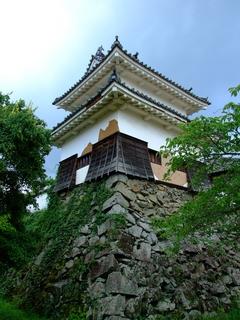 大洲城三の丸南隅櫓