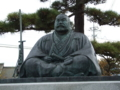 [銅像]武田信玄像
