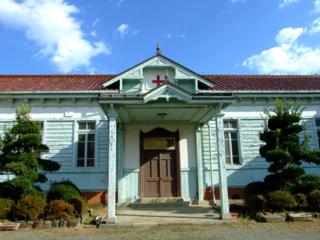 日本赤十字社埼玉県支部旧社屋