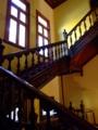 [洋館]旧岩崎邸庭園洋館階段