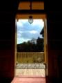 [洋館]旧岩崎邸庭園洋館バルコニー入口