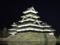 松本城天守群ライトアップ