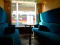 [鉄道]リゾートしらかみ「橅編成」ボックス席