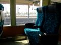 [鉄道]リゾートしらかみ「橅編成」座席